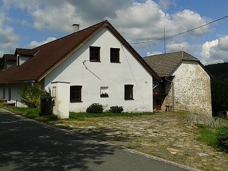 Hořický dům čp. 104 na snímku z roku 2016