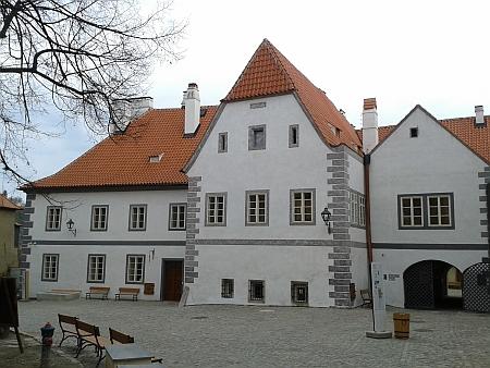 Českokrumlovský klášter klarisek