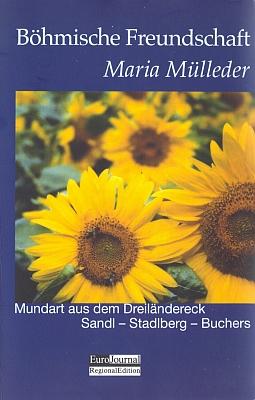 Obálky jejích knih (2004?, 2008 a 2009,  EuroJournal RegionalEdition Linz, Donau)