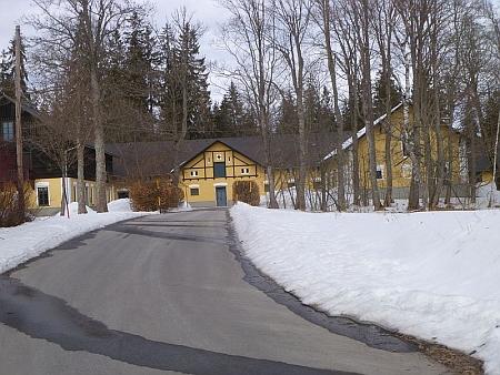 Lesní správa při zámku Rosenhof
