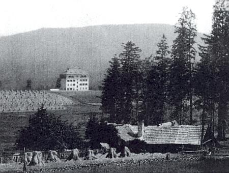 Celnice ve Stadlbergu