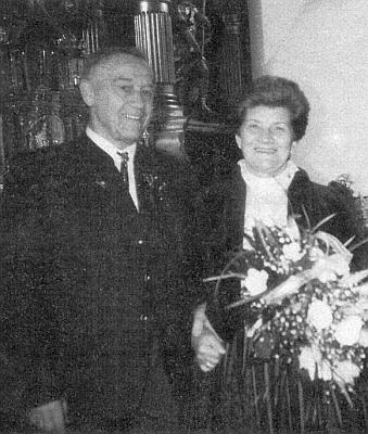 O svých sedmdesátinách slavil Rudolf s Rudolfine sňatek vpasovském poutním kostele Maria Hilf