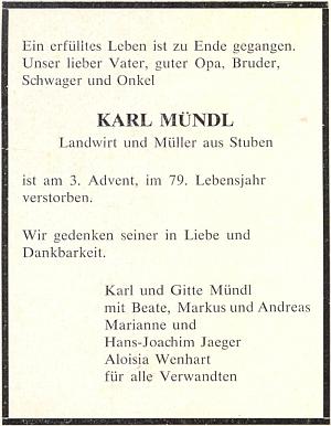 Parte z adventu roku 1977
