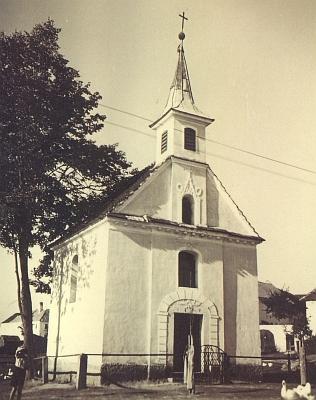 Kaple v Hůrce