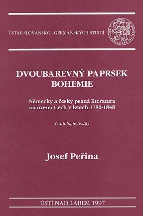 Obálka antologie s originálem jejího textu (1997, Albis International, Ústí nad Labem)