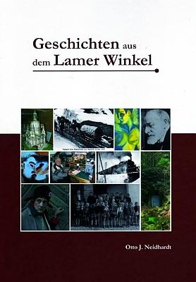 Obálka knihy, vydané nakladatelstvím Druck & Service Garhammer
