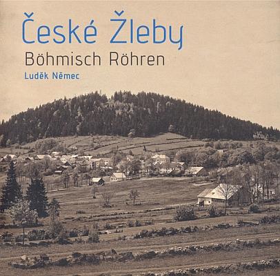 České Žleby se staly námětem jeho další knihy (nakl. Tomáš Halama, 2021)