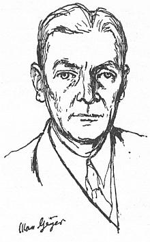Na kresbě Maxe Geyera