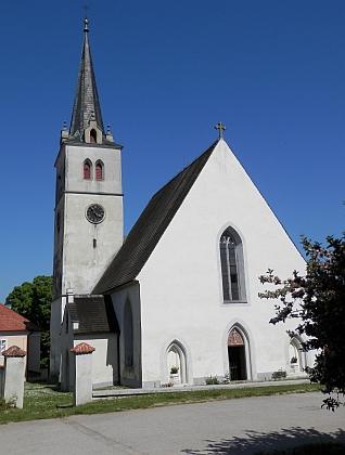 Kostel sv. Vavřince v Přídolí