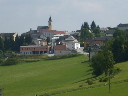 Peilstein, kde působil jako pomocný kněz