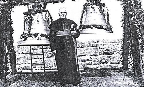 Roku 1951 o čtyřicetiletém jubileu svého kněžství