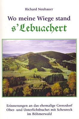 Obálka (2004) knihy vydané nakladatelstvím Dorfmeister v Tittlingu