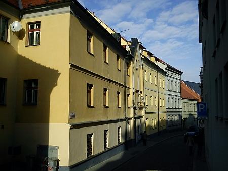 Přestavěný rodný dům v Prachaticích, ...