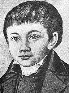 Variace téhož dětského portrétu ve věku 8 až 10 let