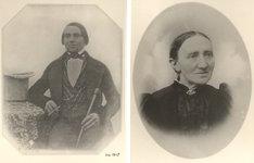 Otec Karla Heinricha Neumüllera Conrad Andreas (1822-1900) amatka Johanne Dorothea, roz. Steffensová