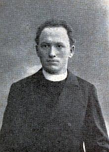 Jako kaplan v Lodhéřově