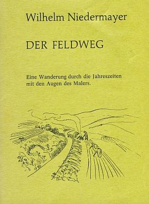 Obálka (1975, Verlag Herbert Dorfmeister) prvého vydání knihy zmalířovy pozůstalosti...