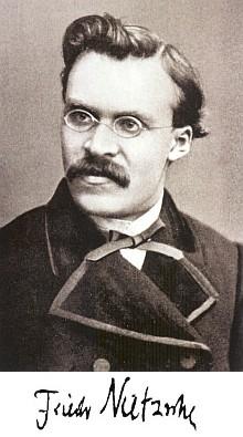 Mladý Nietzsche v roce putování po Šumavě