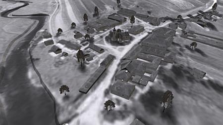 3D model Dolní Vltavice (klikněte na náhled)