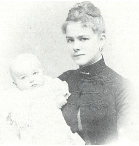 Hraběnka Henriette Nostitzová, rozená Chotková