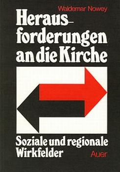 Obálka (1980) jedné z jeho knih z nakladatelství Auer v Donauwörth
