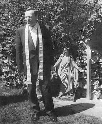 V roce 1990 na jednom z krajanských setkání