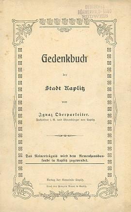 Obálka (1911)