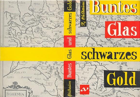 Obálka (1958) jeho knihy s logem mnichovského nakladatelství Aufstieg