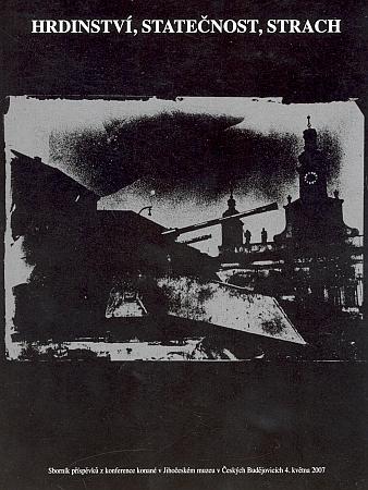 Obálka (2008) sborníku Jihočeského muzea spříspěvkem Leoše Nikrmajera o Oppeltovi