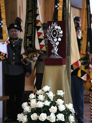17. srpna 2020 byl v českobudějovické katedrále sv. Mikuláše uložen relikviář Karla I., posledního českého krále