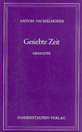 Obálka (1977) knihy z nakladatelství Hohenstaufen