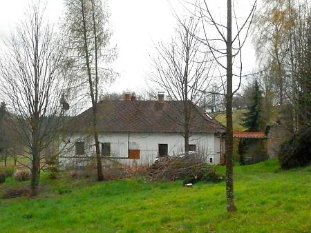 Dům v Jelmu, odkud pocházel jeho otec (viz i Rudolf Paleczek)