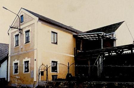 Rodný dům v Rožmberku