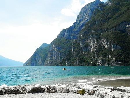 Lago di Garda, při němž skonal
