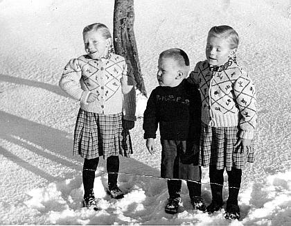 Z fotoalba rodiny Panhölzlovy
