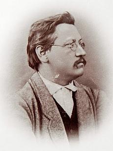 Jeho otec Kleofas Panni (1816-1875)