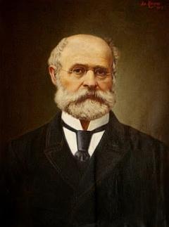 Jeho otec Peter Pascher (1815-1892), stříbrský starosta v letech 1890-1892