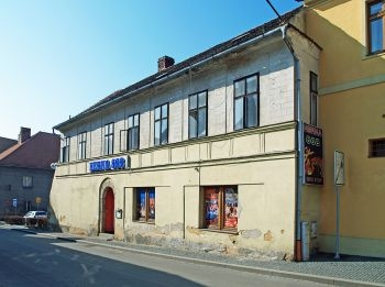 Rodný dům ve Stříbře
