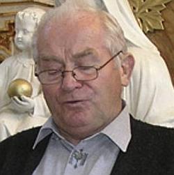 Při rodáckém setkání v Horní Vltavici roku 2007