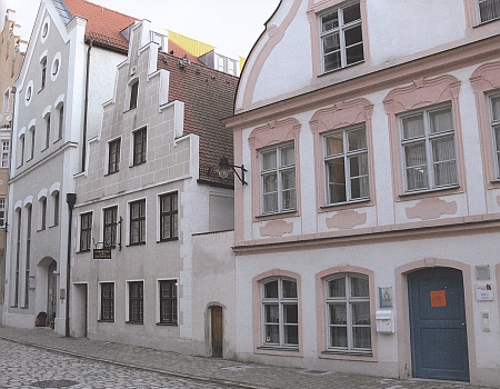"""Ještě jednou """"Heimatmuseum Niemes-Prachatitz"""" v Ingolstadtu a pohled do jeho expozic"""