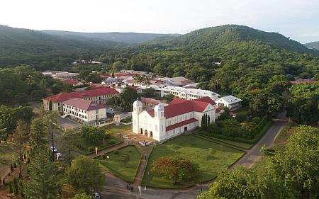 Benediktinské opatství Ndanda v Tanzánii