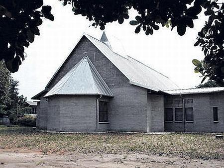Kostel v Kilimahewa
