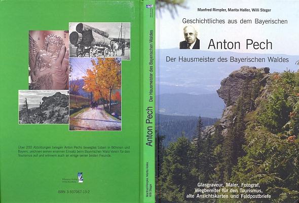 Vazba (2005) knihy o něm z nakladatelství Ohetaler Verlag