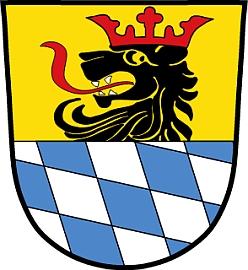 Znak města Schrobenhausen