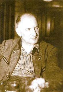 Na snímku z roku 1951