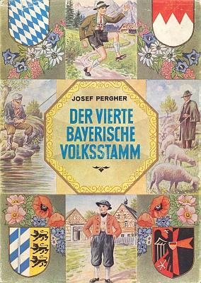 Obálka jeho knihy z nakladatelství Egerland-Verlag