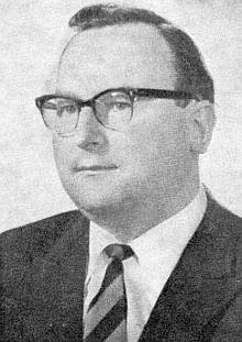 Snímek doprovázející nekrolog Rudolfa (III.) Pernera na stránkách krajanského měsíčníku