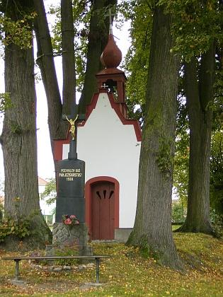 Kaple v Ohrazení a Ohrazeníčku