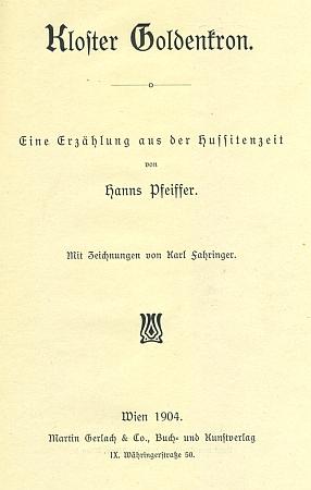 Titulní list (1904)