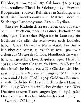 Co o něm uvádí velký německý literární slovník...